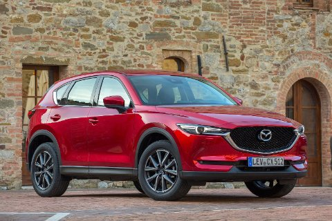 Отзывы о Mazda CX-5 2017 (Мазда СХ-5 2017)