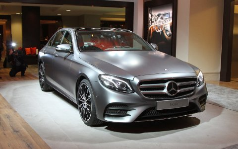 Отзывы о Mercedes W213 (Мерседес W213)