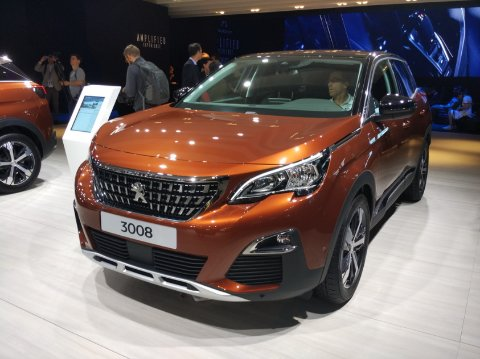 Отзывы о Peugeot 3008 II (Пежо 3008 2)