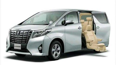 Отзывы о Toyota Alphard III (Тойот Альфард III)