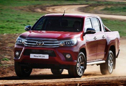 Отзывы о Toyota Hilux VIII (Тойота Хайлюкс VIII)