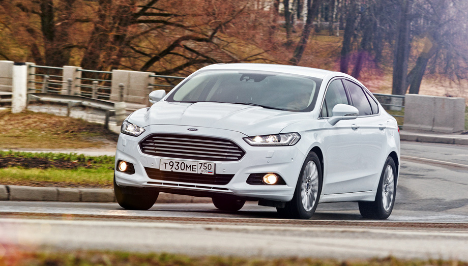 Ford Mondeo попал под отзыв в России