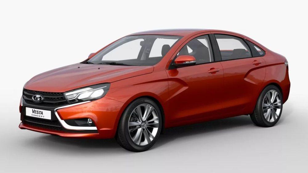 Lada Vesta может получить турбомотор Renault
