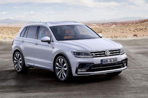 Отзывы о Volkswagen Tiguan II (Фольксваген Тигуан II)
