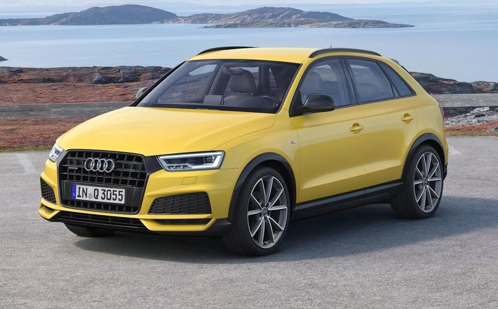 Отзывы об Audi Q3 2017 (Ауди ку 3 2017)