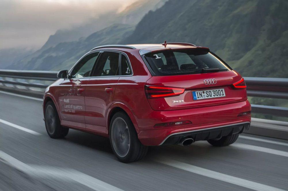 Audi RS Q3 2017