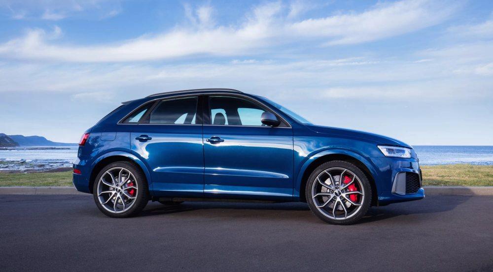 Отзывы о Audi RS Q3 2017 (Ауди РС Ку3 2017)