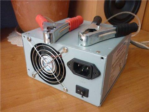 Зарядное устройство для автомобильного аккумулятора своими руками. Инструкция