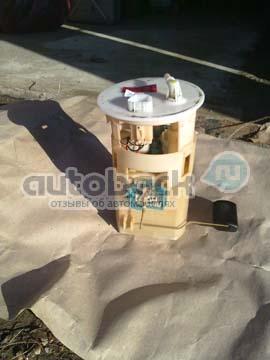 топливный фильтр альмера классик фото