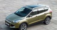 Форд Куга 2016 (Ford Kuga 2016)