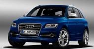 Audi SQ5 (Ауди SQ5)