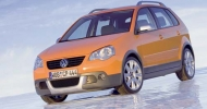 Volkswagen polo cross  (фольксваген поло кросс)