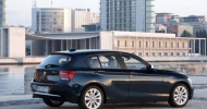 БМВ 1 серии 2017 (BMW 1 серии f20 2017)