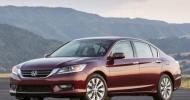 Хонда Аккорд 2015 9 поколения (Honda Accord 2015)