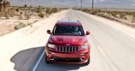 Джип Гранд Чероки СРТ 8 2015 (Jeep Grand Cherokee SRT 8 2015)