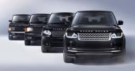Land Rover Range Rover 4 2017 (Ленд Ровер Рендж Ровер 4 2017)