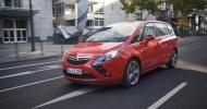 Опель Зафира Турер (Opel Zafira Tourer)