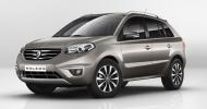 Технические характеристики Рено Колеос (Renault Koleos)