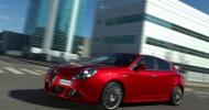 Alfa Romeo Giulietta (Альфа Ромео Джульетта)