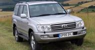 Toyota Land Cruiser 100 (тойота ленд крузер 100)
