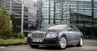 Bentley показал бюджетный Flying Spur