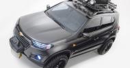 Новая Chevrolet Niva появится в продаже в 2016 году