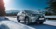 Lexus представил свой новый компакт кроссовер NX
