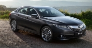 Acura представила бизнес седан TLX для европейского рынка