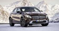 Мерседес ГЛА 2015 (Mercedes GLA 2015)