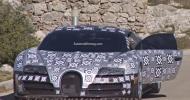 Bugatti готовит замену суперкару Veyron