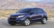 В Лос-Анджелесе Honda представила компакт-кроссовер HR-V