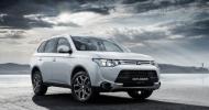 Mitsubishi Outlander пройдет процедуру рестайлинга