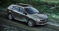 В Лос-Анджелес Volvo привезет вседорожную модификацию универсала V60