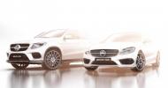 Ателье Brabus анонсировало «золотой» Mercedes-Benz S63 AMG