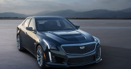 Cadillac раскрыл характеристики седана CTS-V