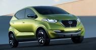 Datsun показала третью модель для российского авторынка