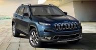 Джип Чероки 2016 (Jeep Cherokee 2016)