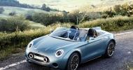 MINI готовит новый родстер на базе концепта Superleggera Vision