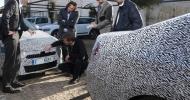 Skoda показала прототип обновленного флагманского седана Skoda Superb