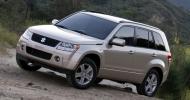 Suzuki прекращает производство компакт-седана Kizashi и кроссовера Grand Vitara