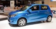 Компания Suzuki открыла продажи сити-кара Celerio
