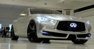 Компания Infiniti рассекретила купе Q60 Concept