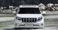 Тойота Прадо 150 2016 (Toyota Land Cruiser Prado 150 2016)