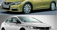Хонда Цивик 2015 (Honda Civic 2015)