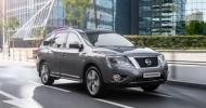 Ниссан Патфайндер 2016 (Nissan Pathfinder 2016)