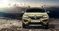 Рено Сандеро Степвей 2016 (Renault Sandero Stepway 2016)