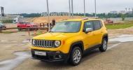 Обновленный Jeep Renegade приехал в Россию