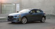 Состоялась премьера обновленной Mazda 3