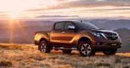 Mazda рассекретила пикап BT-50