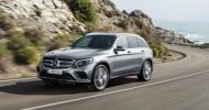 Компания Mercedes-Benz раскрыла стоимость российской версии кроссовера GLC